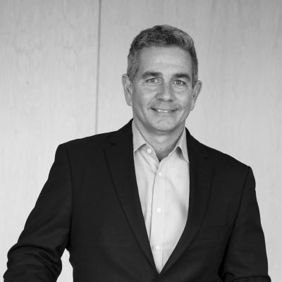 Scott Griffin, Senior Vice President of Strategy & HR