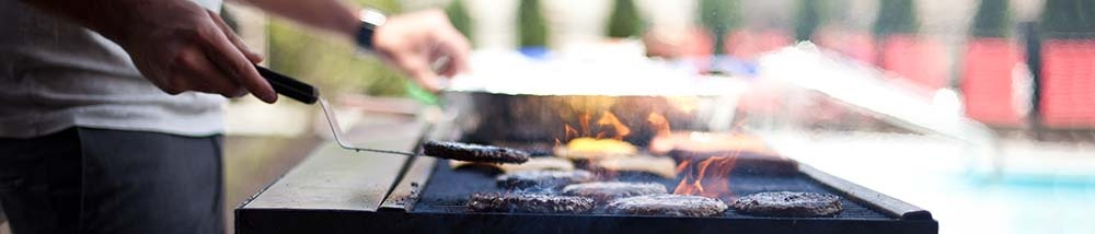 Outdoor Grilling Safety Reminder