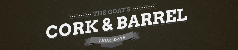 Introducing Cork & Barrel Thursdays