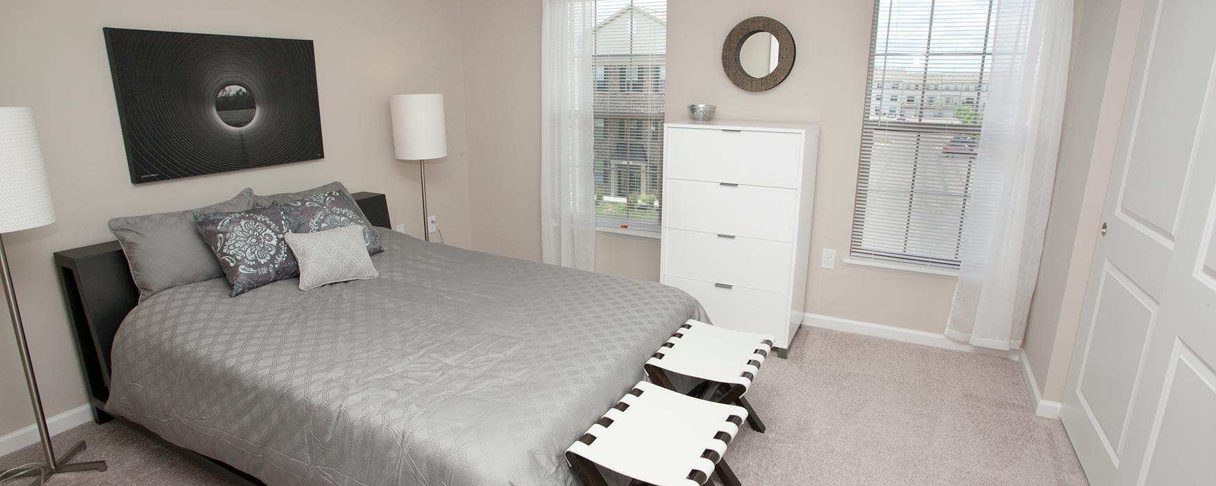 LC Hamburg Farms | Lexington Apartments | Burton Town Bedroom