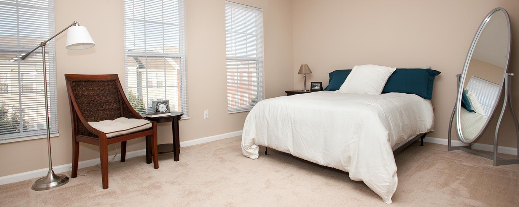 LC Hamburg Farms | Lexington Apartments | Stanton II Bedroom