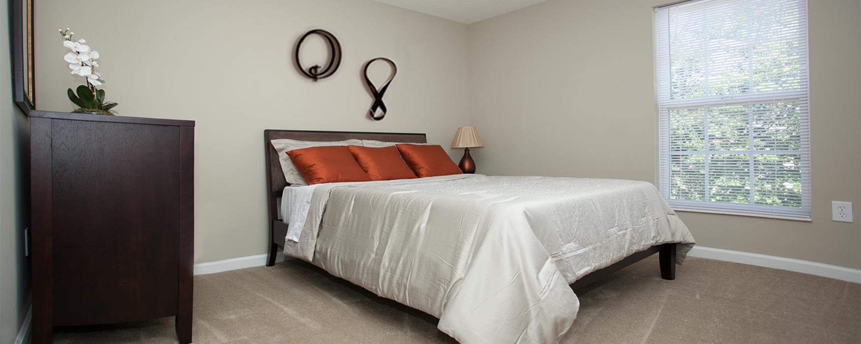 LC New Albany Park | New Albany Apartments | Bentley III Bedroom