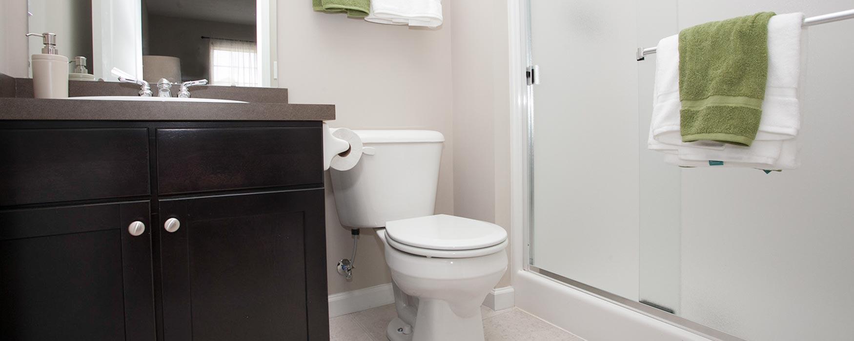 LC Paddock | Bentley Town Bathroom