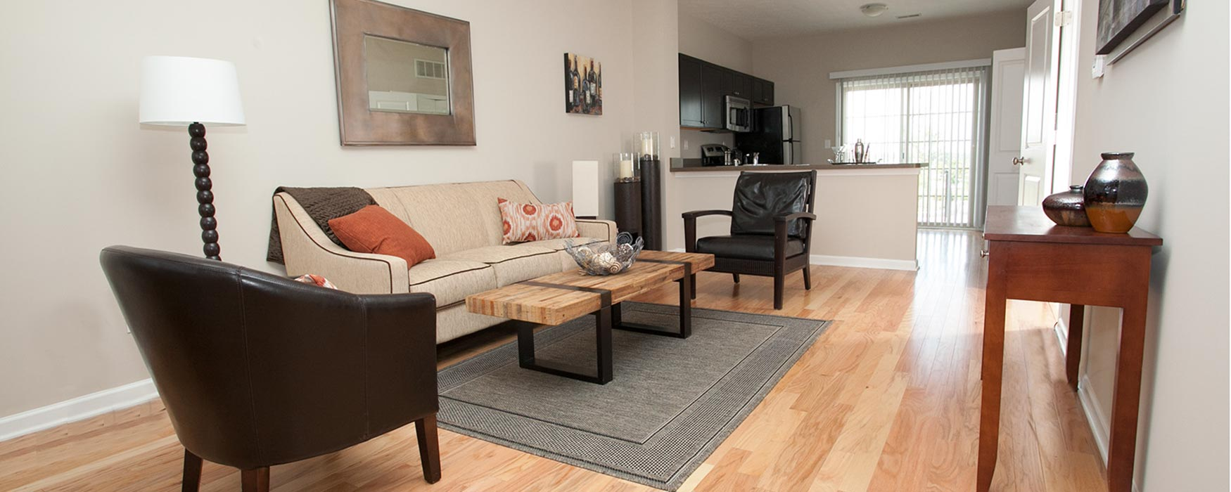LC Paddock | Bentley Town Living Room