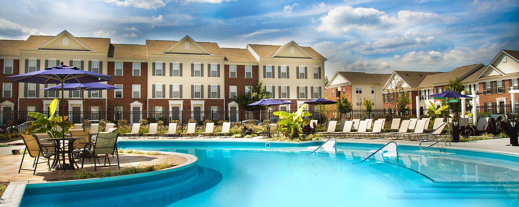LC Preserve Crossing | Gahanna Apartments | Pool