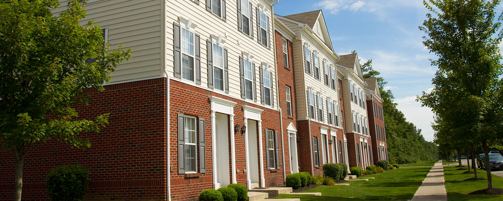 LC Preserve Crossing | Gahanna Apartments | Exterior