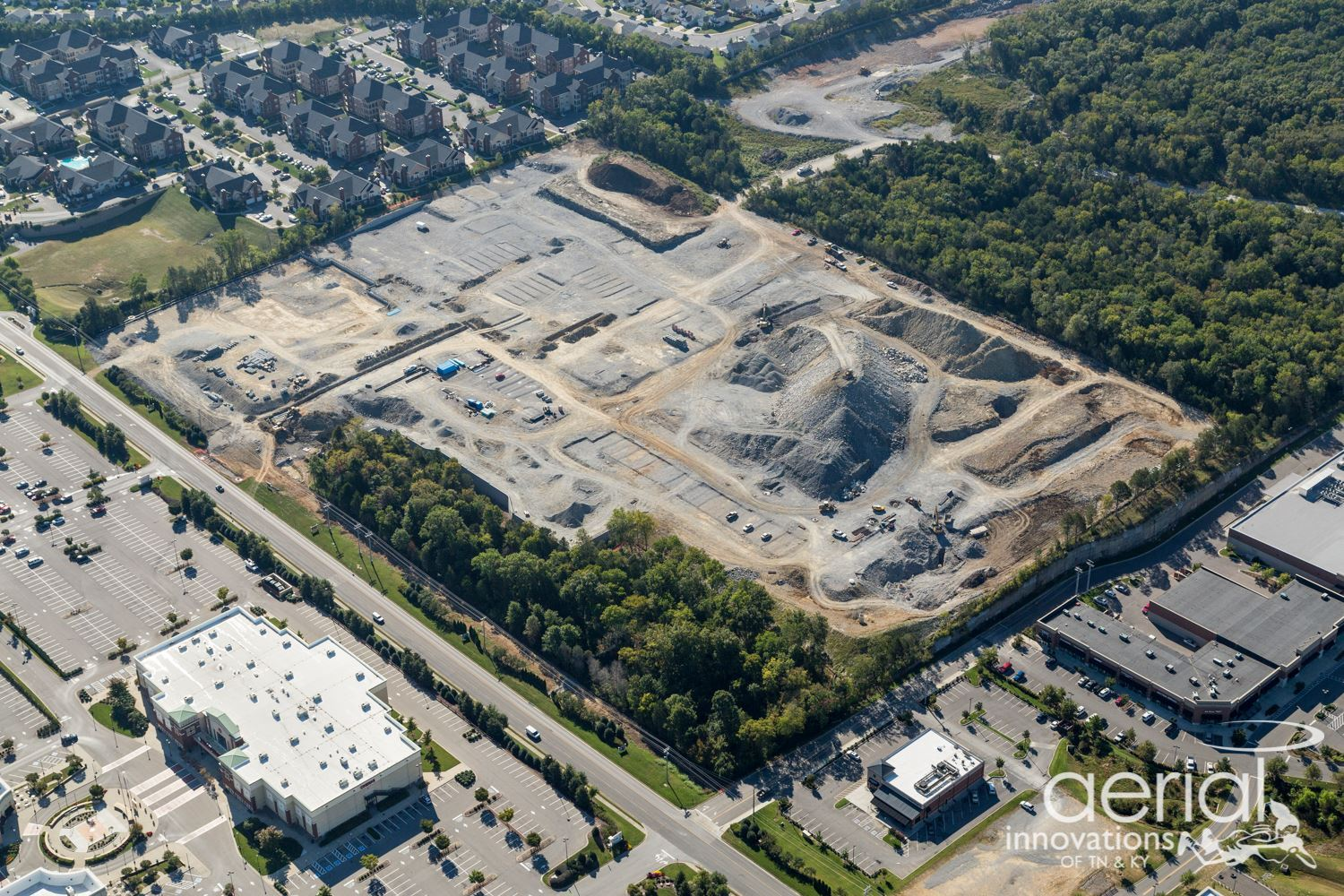 LC Providence Construction Update