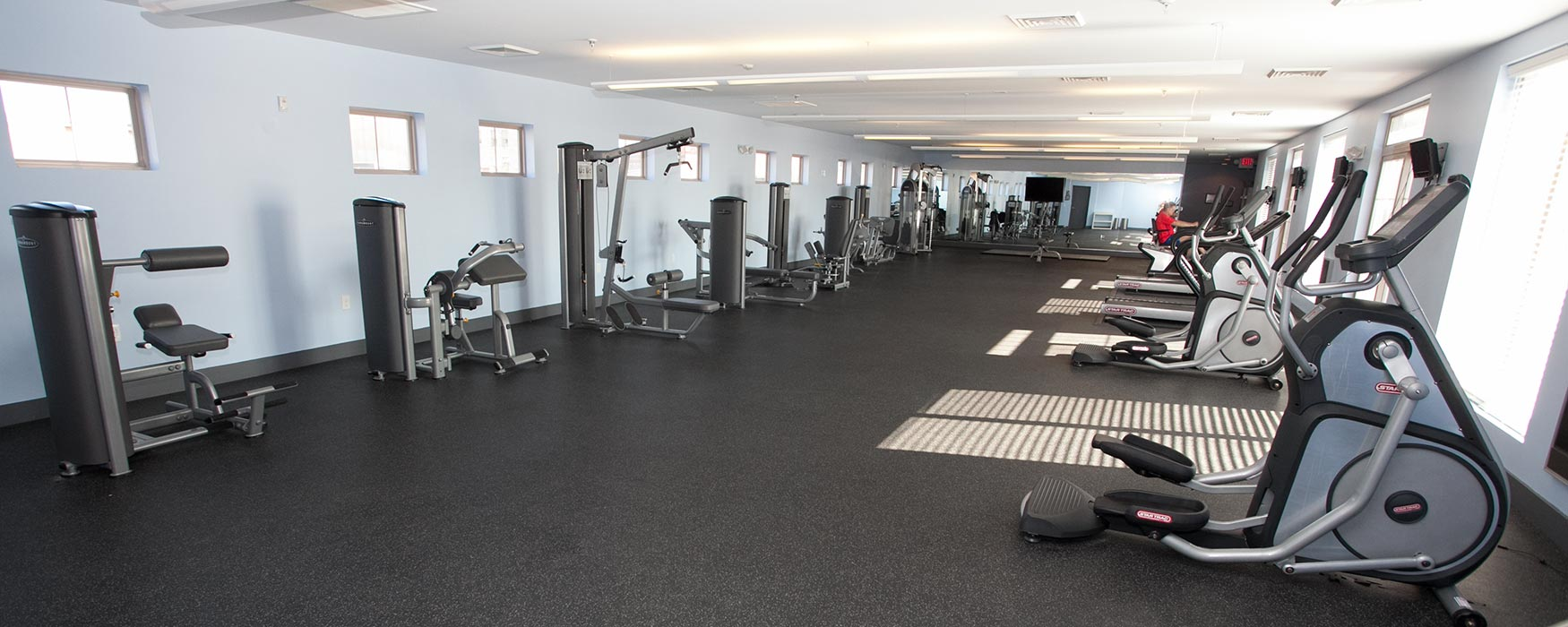 LC RiverSouth | Downtown Columbus Apartments | Fitness Center