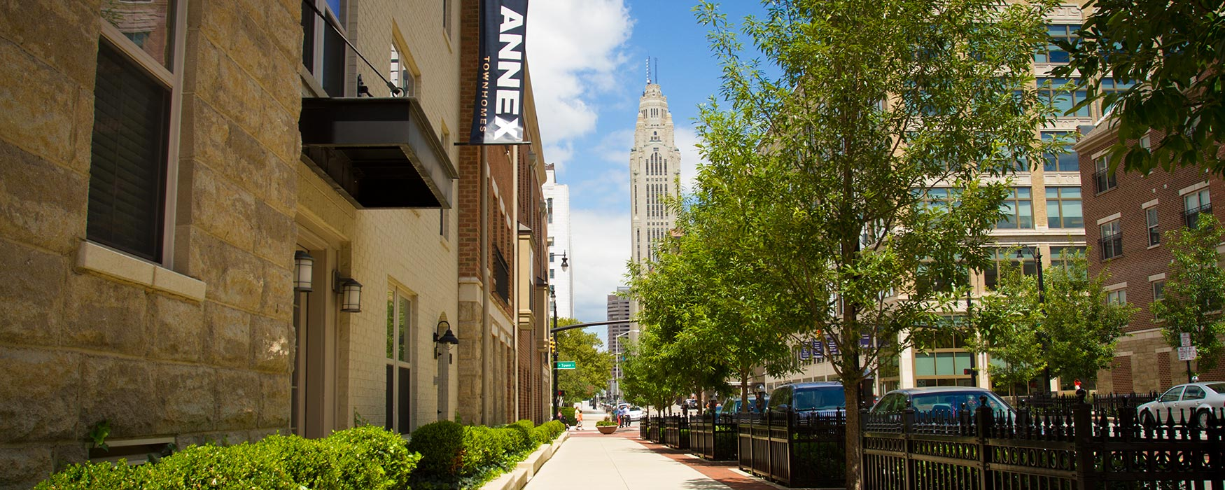 LC River South | Downtown Columbus Apartments | Annex West