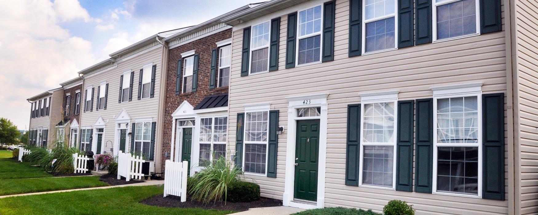 LC Sunbury Mills | Sunbury Apartments | Exterior