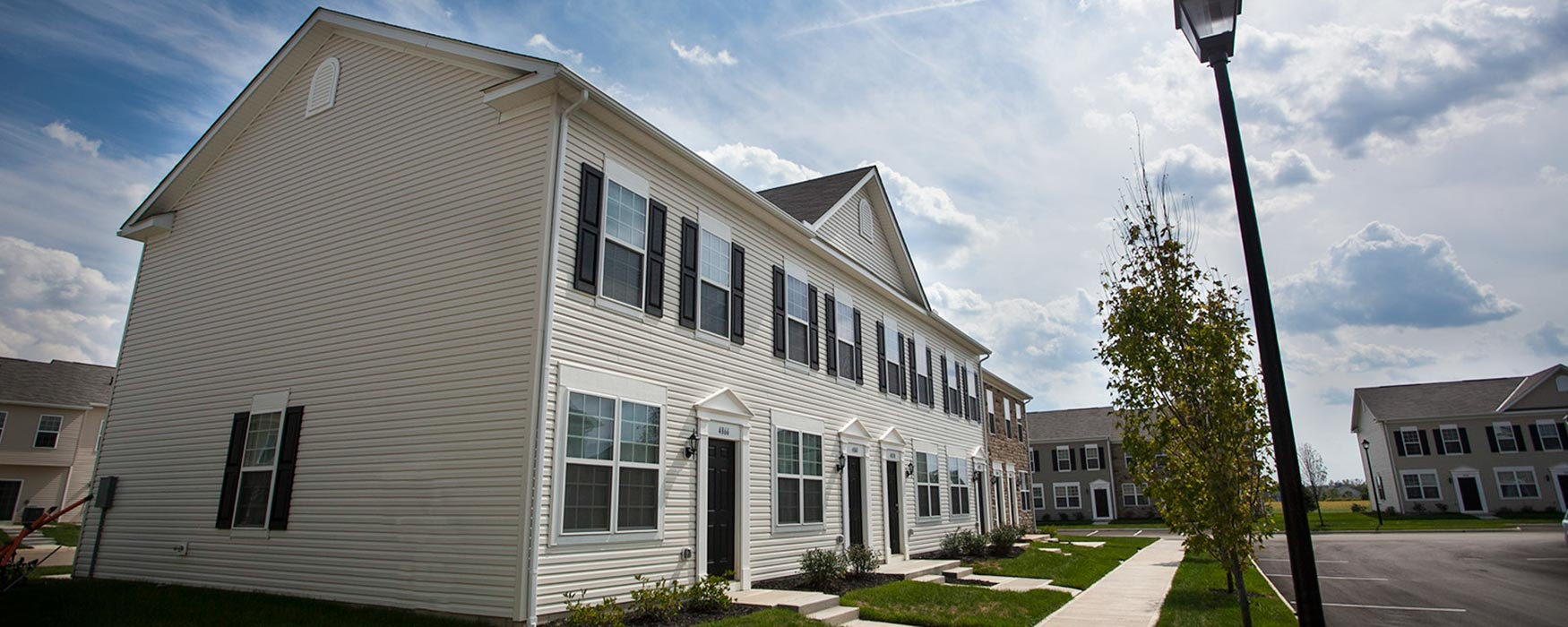 LC The Greene | Canal Winchester Apartments | Exterior