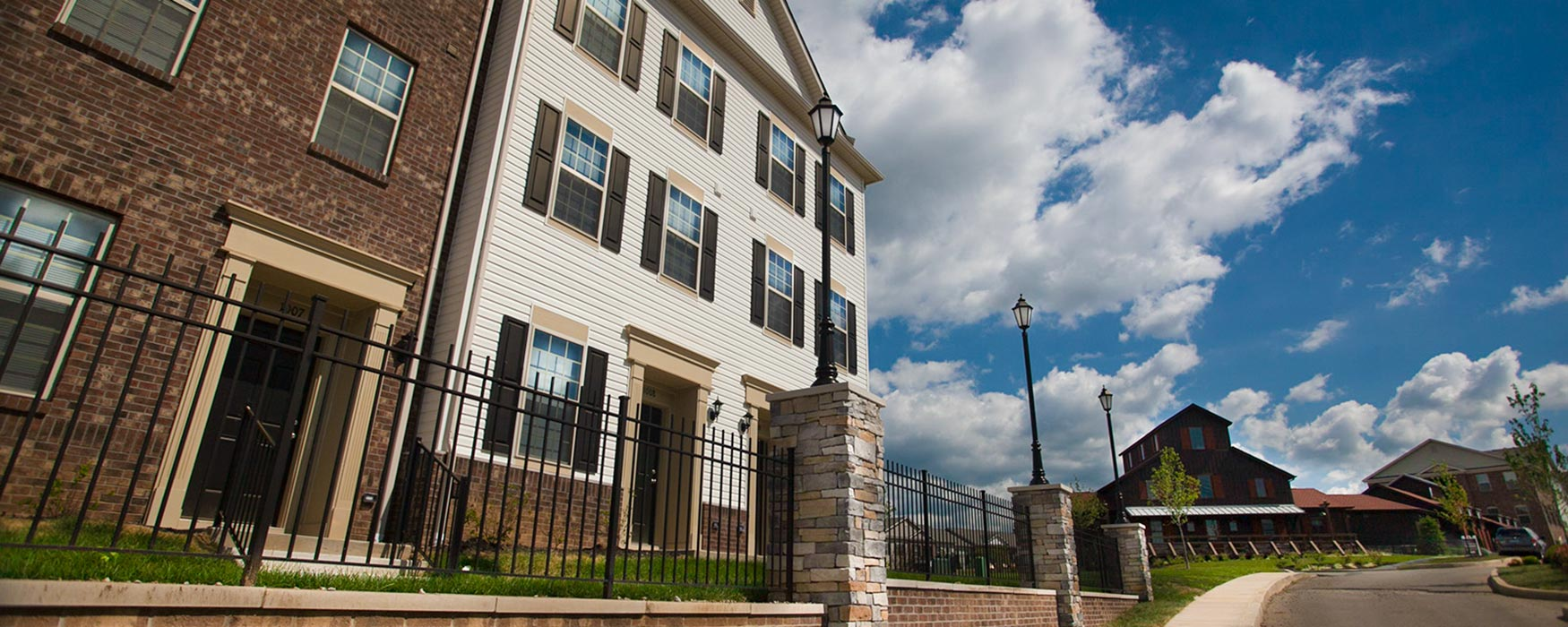 LC The Mill | Georgetown Apartments | Exterior