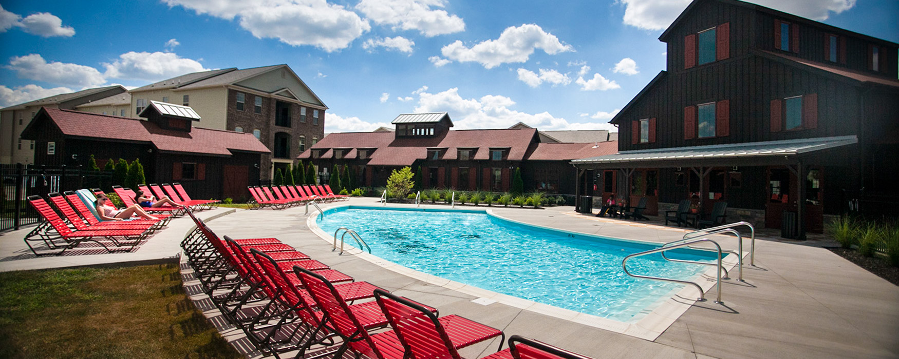 LC The Mill | Georgetown Apartments | Pool