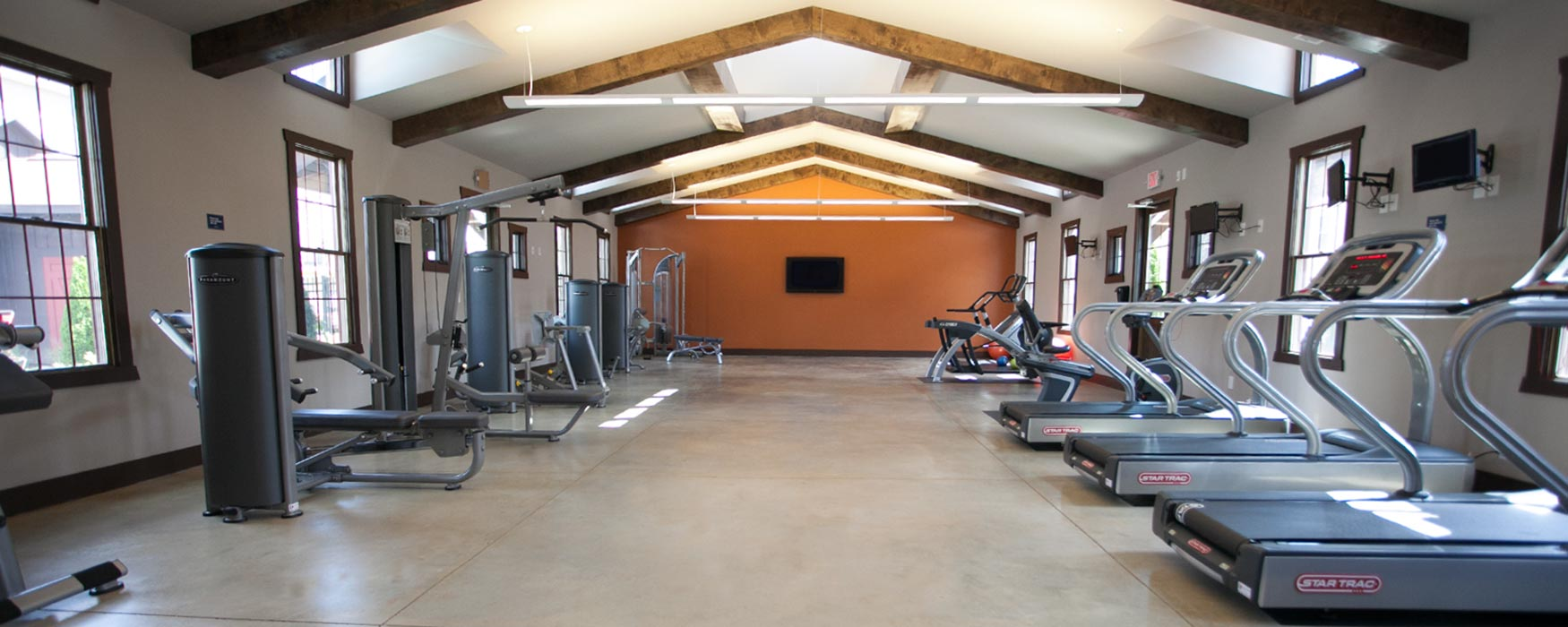 LC The Mill | Georgetown Apartments | Fitness Center