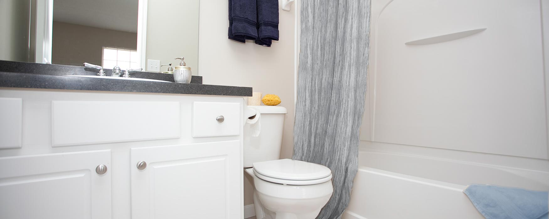 LC The Mill | Georgetown Apartments | Stansbury Town Bathroom
