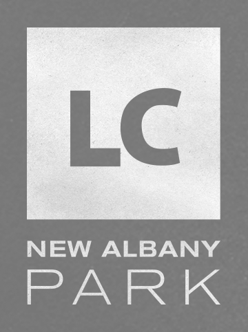 LC New Albany Park - The Exchange logo